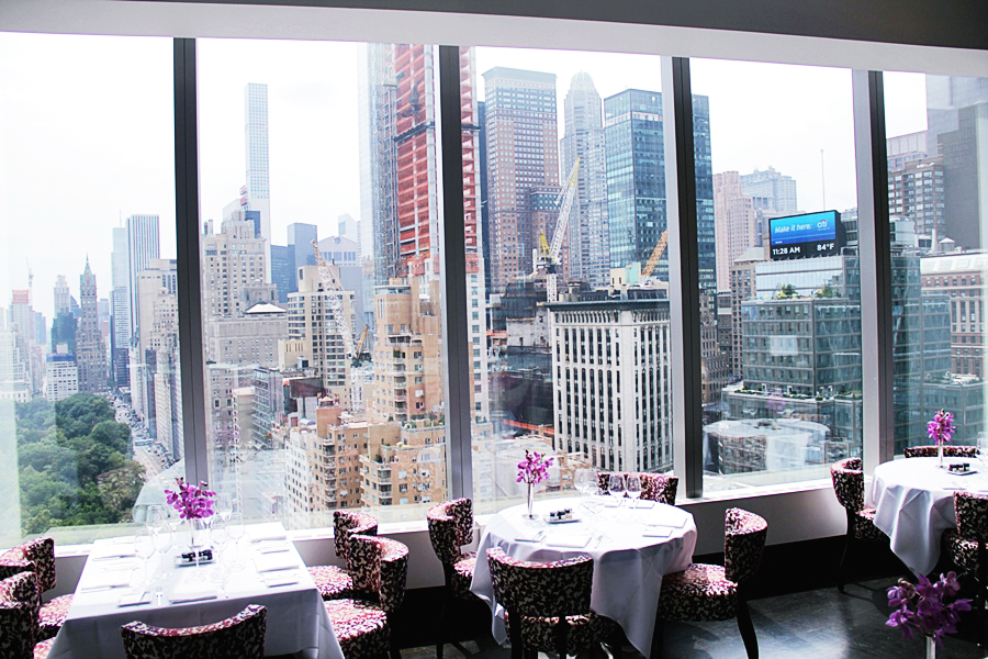 new york skyline restaurant