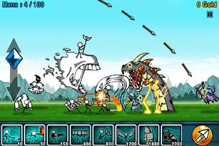 Cartoon Wars 3 apk Free Download Android Game