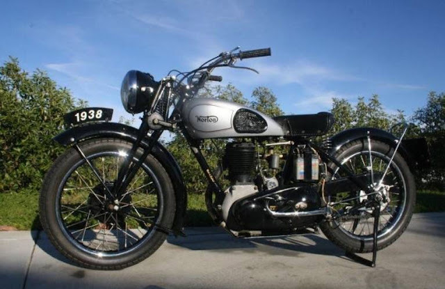 Vintage norton motorcycles pictures Gallery