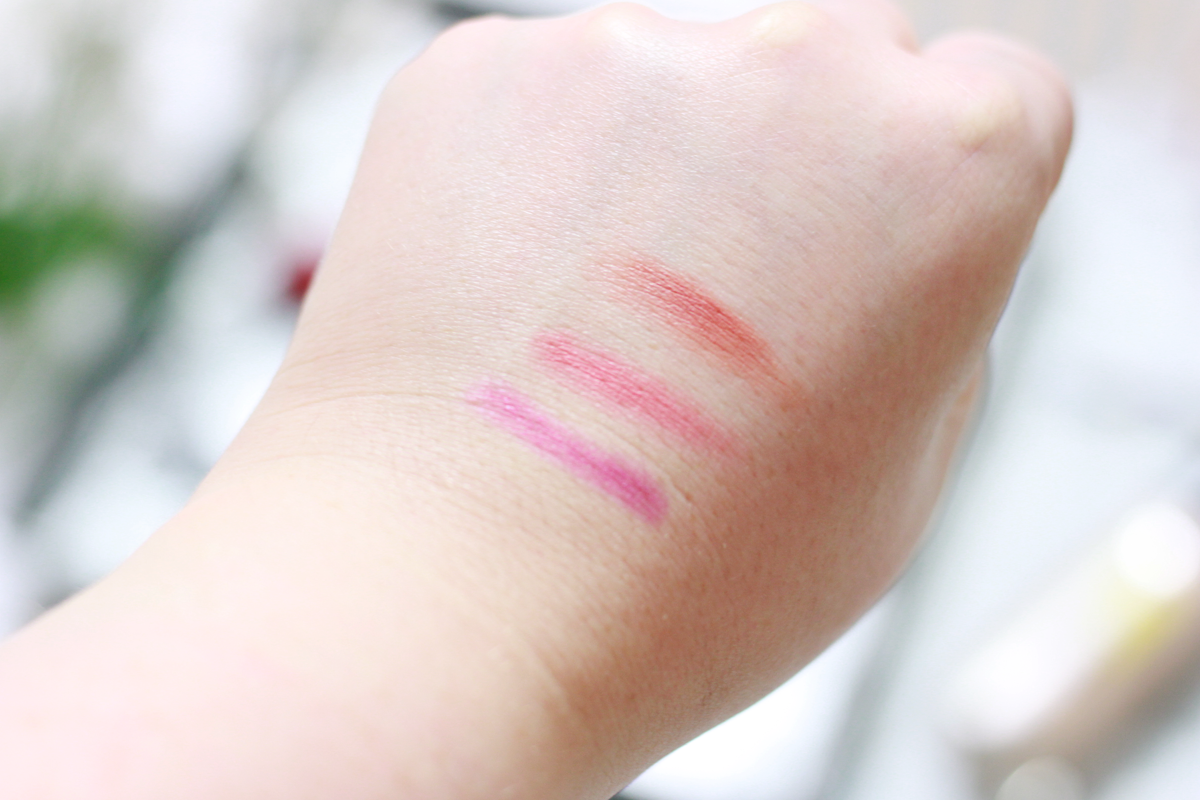 An image of L'Oréal Paris Infallible Matte Max Lipsticks Swatches