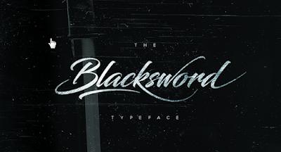 15 Font Terbaik Untuk Design Graphic Gratis Download
