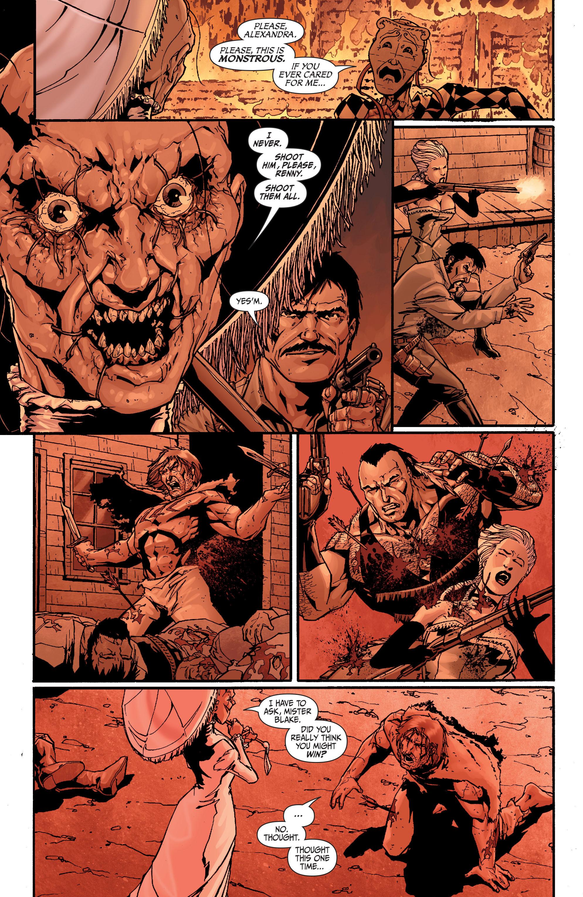 Read online Secret Six (2008) comic -  Issue #24 - 20
