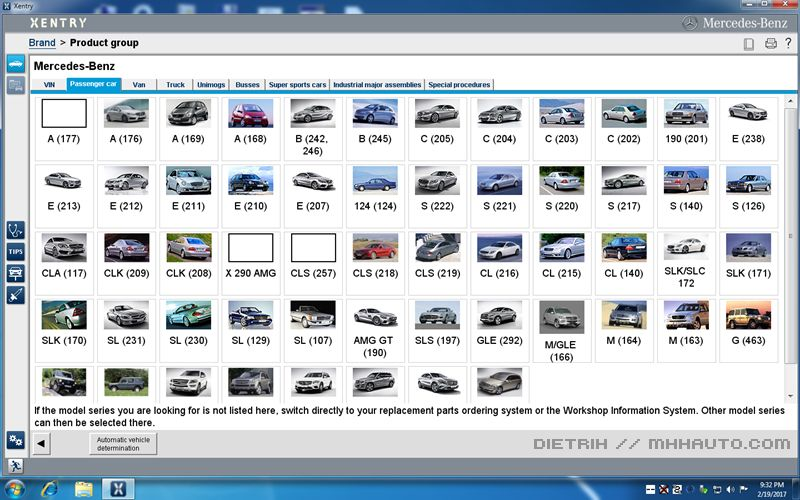 Xentry mercedes free download