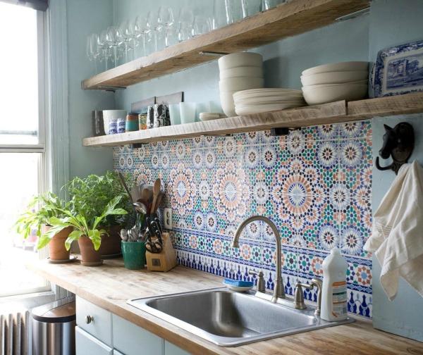 Azulejos Modernos Na Cozinha Design Innova