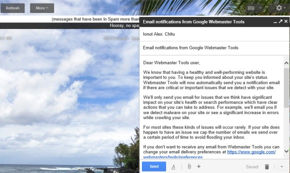 How to Open Any Mail in Gmail's New Panels