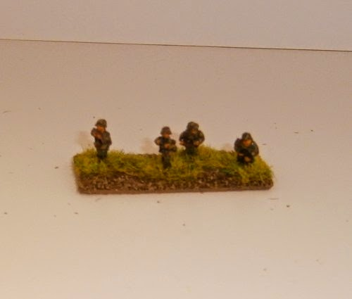 Late War German Panzer Grenadiers Pictures 1