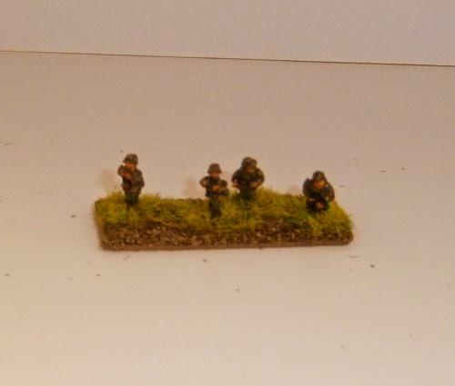 Late War German Panzer Grenadiers Pictures 1