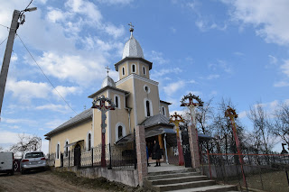 Sfanta Liturghie, Parastas si Sfestanie, Parohia Cutca-Cluj