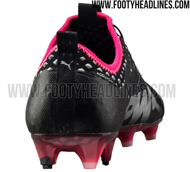 Bold Black   Pink Next-Gen Puma evoPOWER Vigor 2017 Boots Released ... 325a9c9db