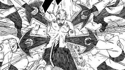 Naruto Gaiden Manga 009