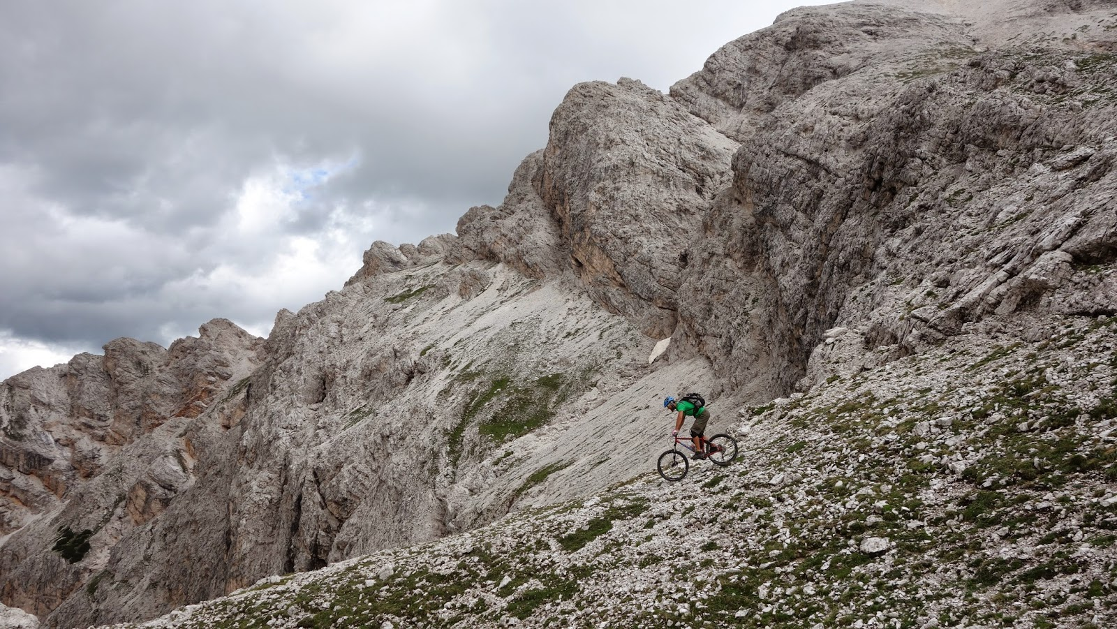 mtb tour sennes Mountainbike Tour: Sennes Seitenbachscharte MTB