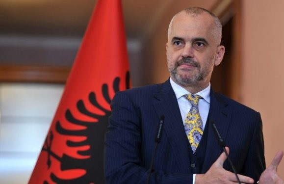 Albanian and Kosovo National Union is beginning with the merger of embassies and consulates