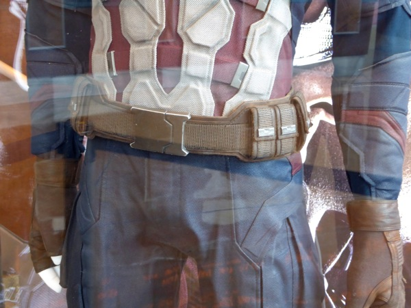 Captain America Civil War costume belt