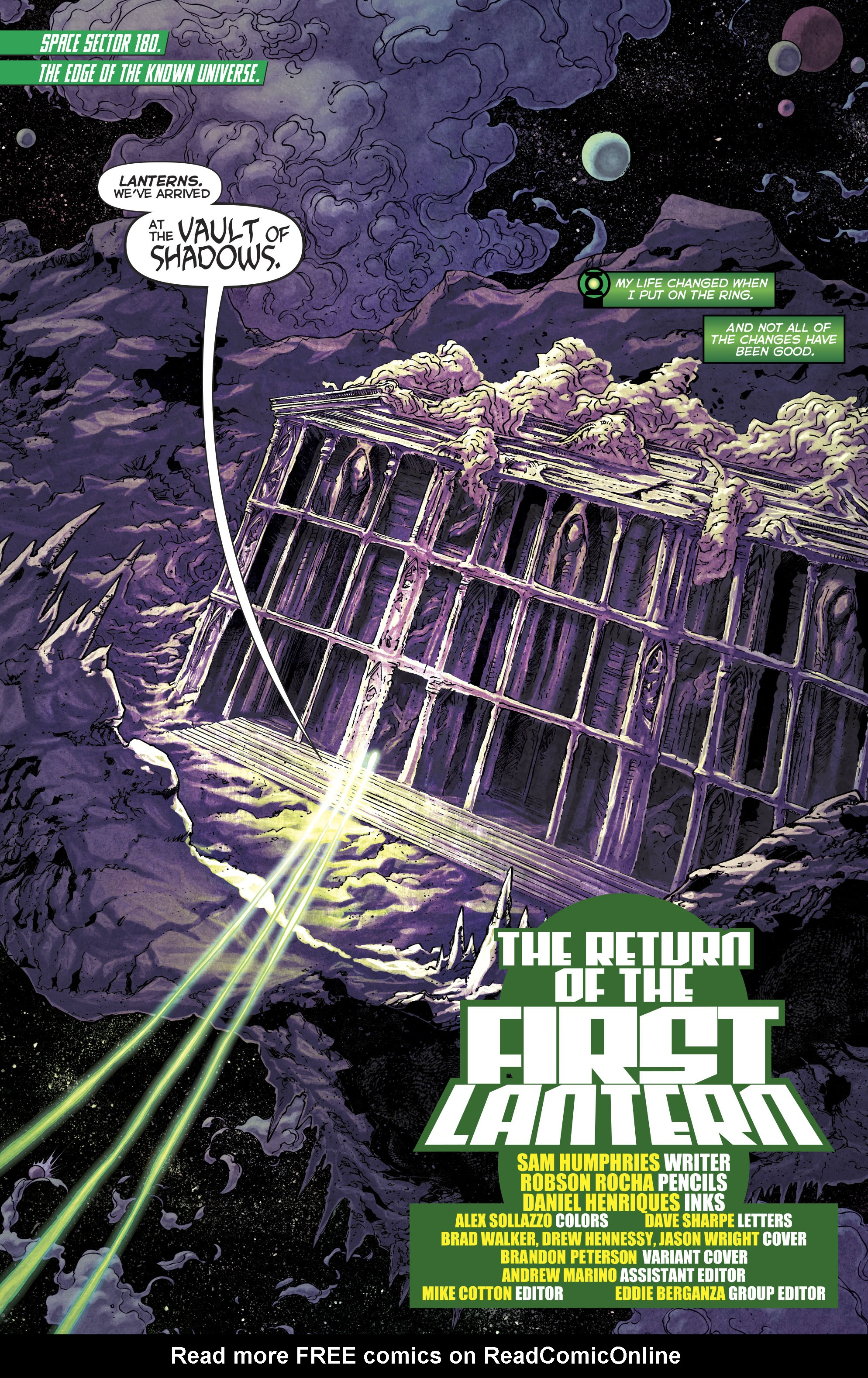 Read online Green Lanterns comic -  Issue #25 - 5