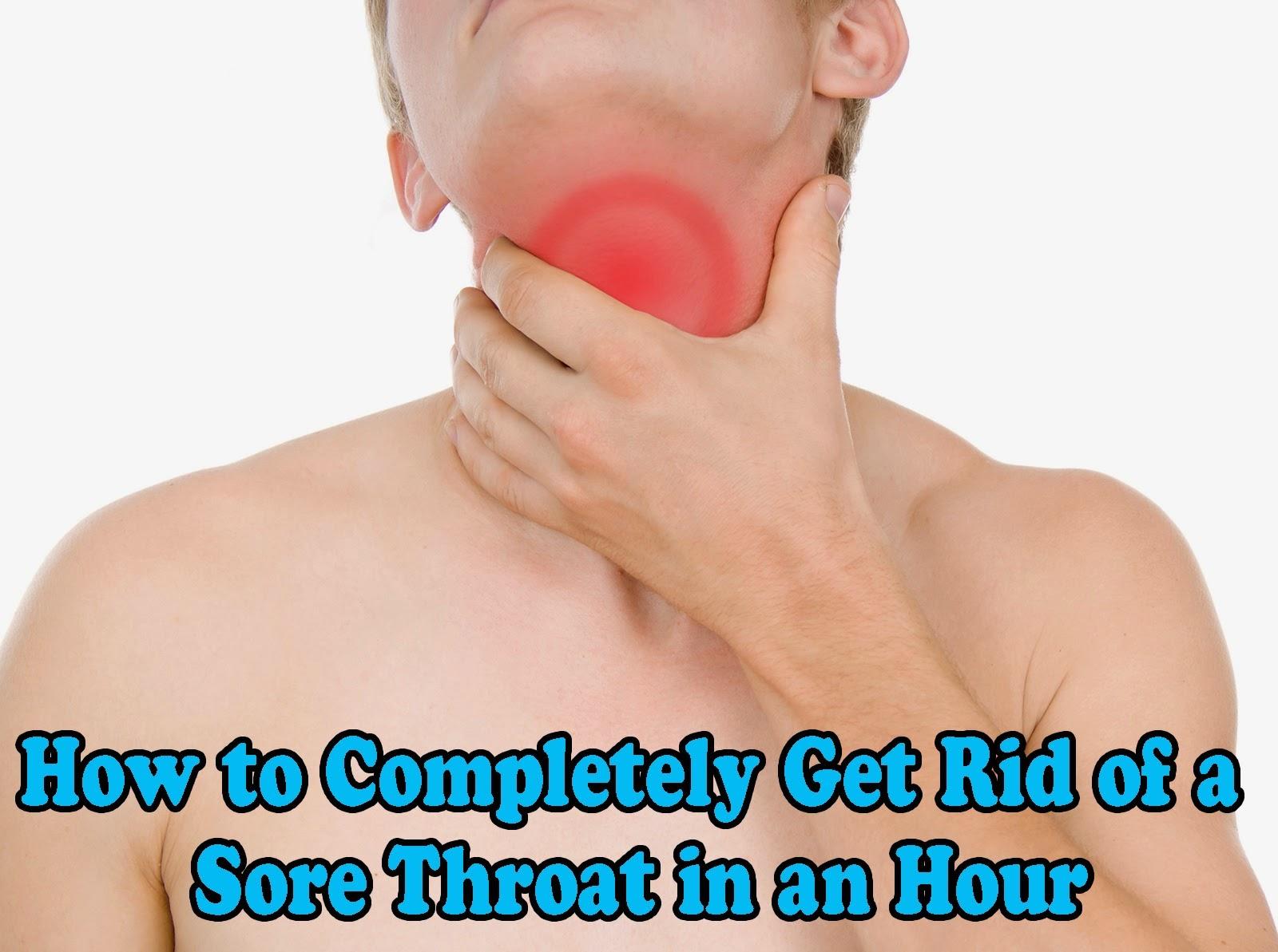Throat Pain Cough