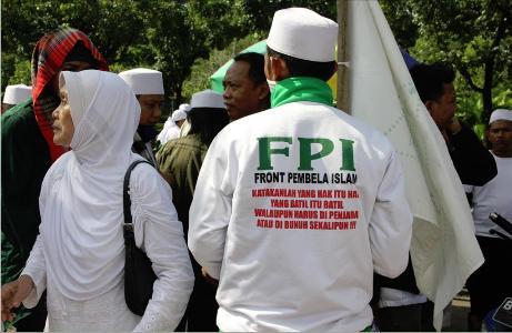 Ditolak FPI, Buka Puasa Lintas Iman Pindah Gereja