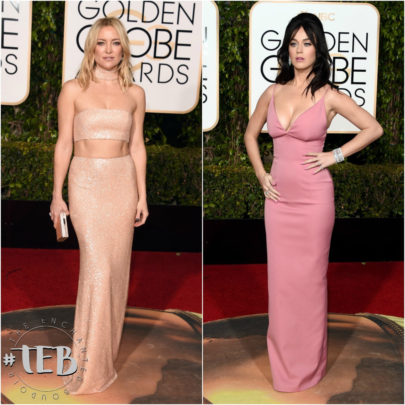 kate hudson katy perry golden globes