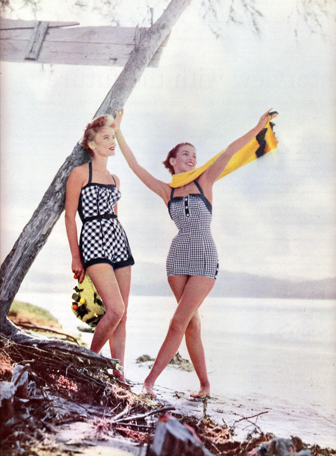 beautiful women u0026 39 s swimwear fashion in the 1950 u0026 39 s