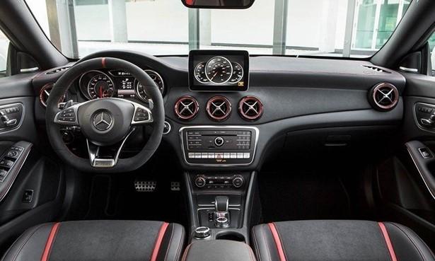 2017 Mercedes AMG CLA45 4MATIC