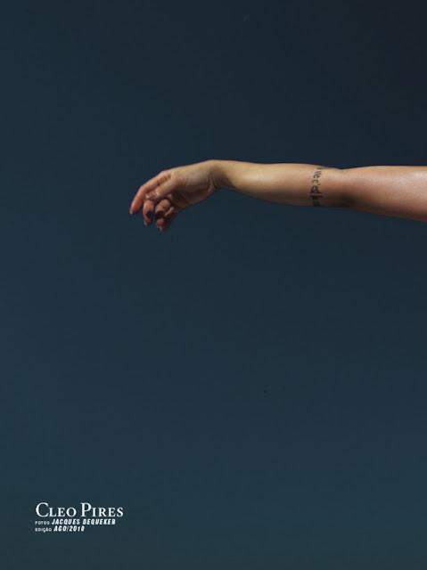 Fotos de Cleo Pires nua pelada na Playboy