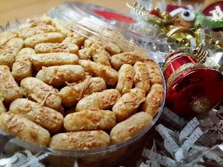 Kue Untuk Hari Libur Natal : Kastengel Keju dan Nastar Bentuk Jagung