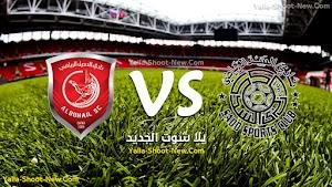 رسميا السد القطري يتوج بطل لكأس السوبر القطري بعد الفوز فى مباراة النهائي على فريق الدحيل