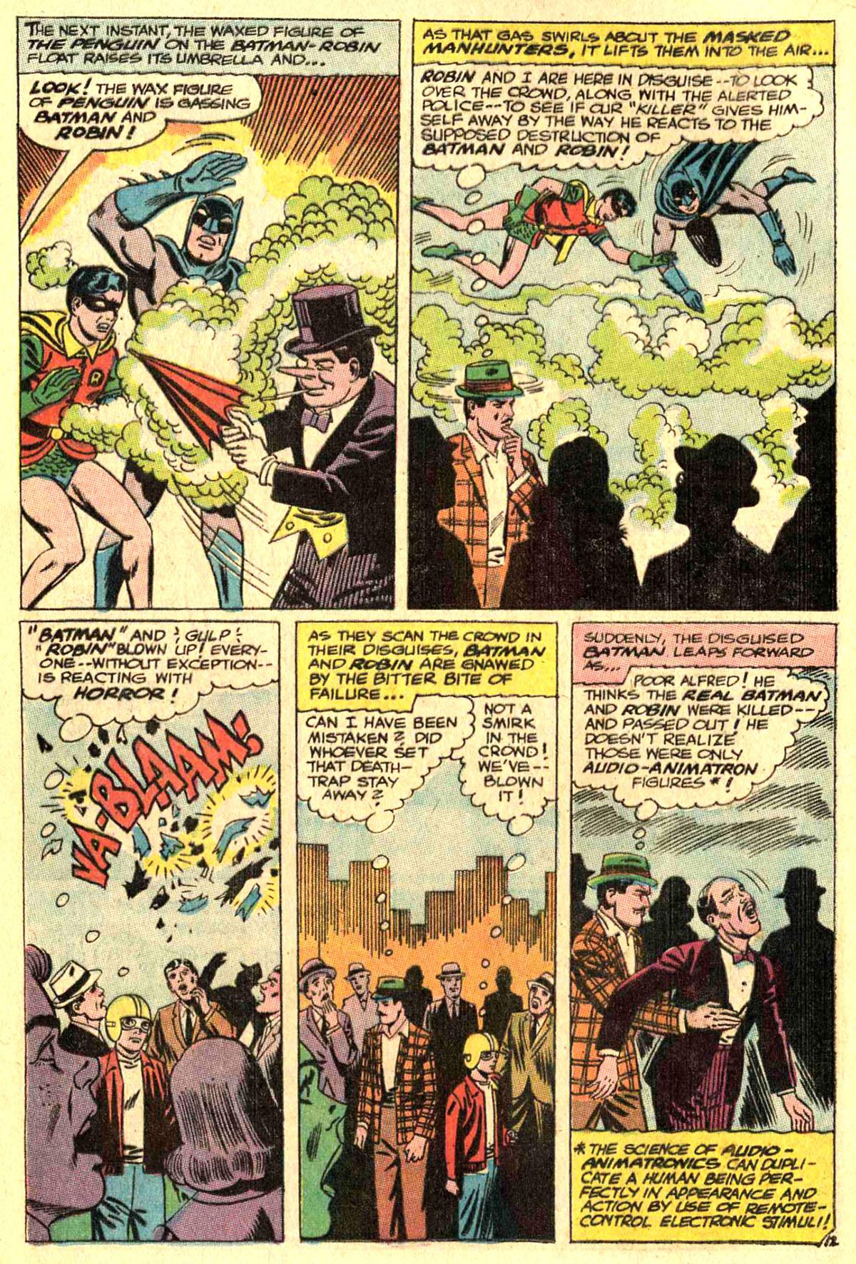 Detective Comics (1937) 364 Page 15