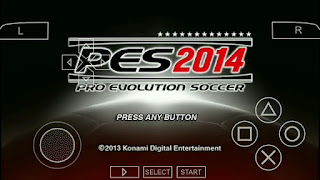 PES 2014 MOD UPDATE 2019 ISO PPSSPP FOR ANDROID