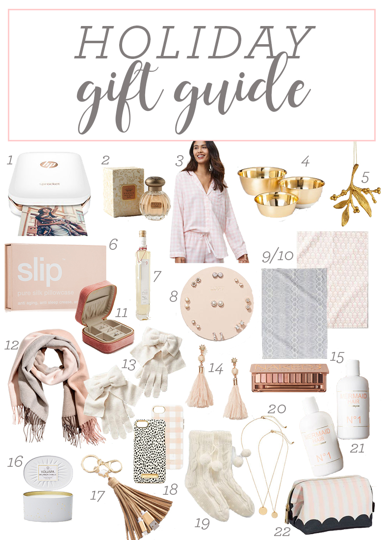12th and White: 2017 Christmas Gift Guide