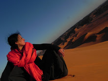 ranipink - about a life between orient, occident and the sahara desert..