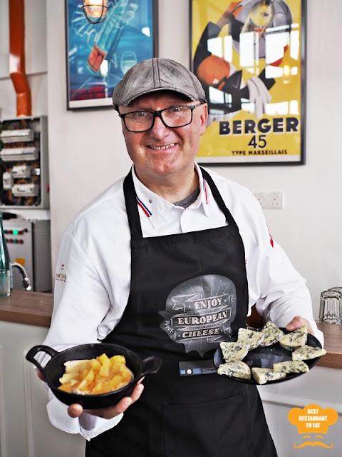 Chef Pierre Gay Meilleur Ouvrier de France (MOF)