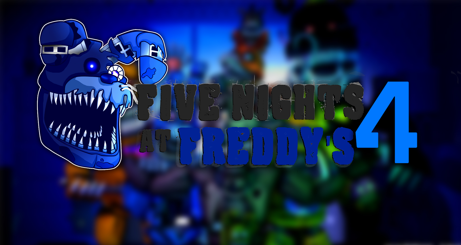 Five Night's At Freddys 4 [HALLOWEEN] Edition PC y Android Full Español 2016