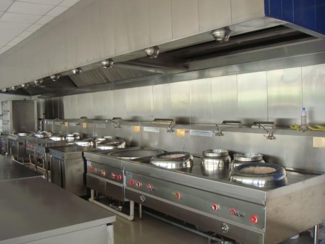 Thiết bị bếp công nghiệp chuyên nhà hàng