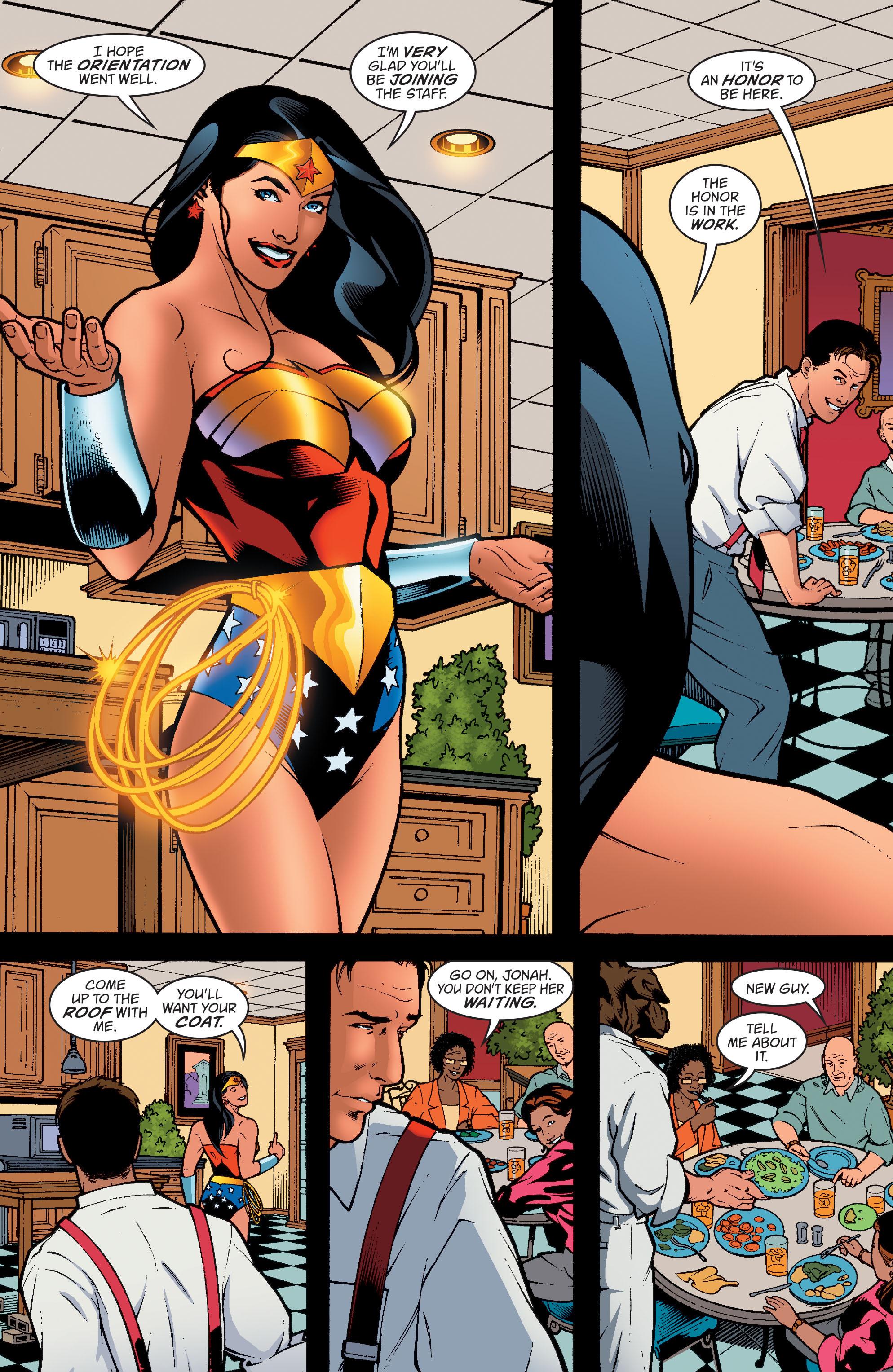 Read online Wonder Woman (1987) comic -  Issue #195 - 22