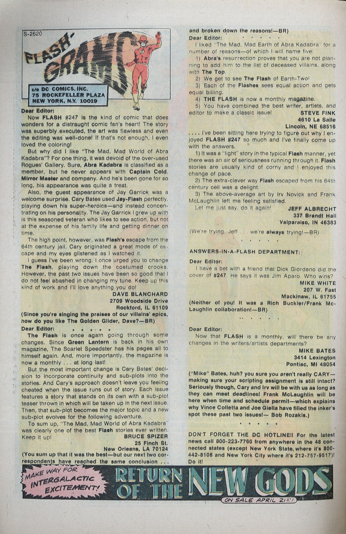 The Flash (1959) issue 251 - Page 32