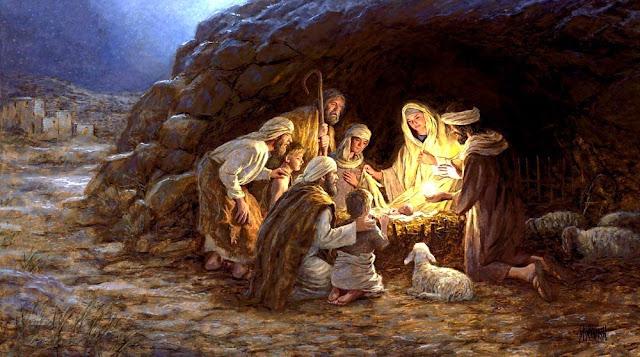 Kesederhanaan Natal Yang Diteriakkan