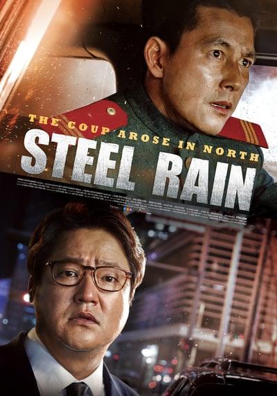 Steel Rain (2017) คู่เดือดปฏิบัติการเพื่อชาติ (ซับไทย)