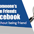 How to View A Private Facebook Profile without Being Friends