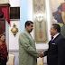 Bertucci se sentó a dialogar con Maduro (VIDEO)