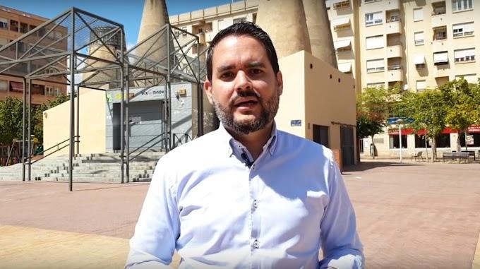 David Caballero se compromete impulsar un plan de rehabilitación para viviendas de más de 50 años