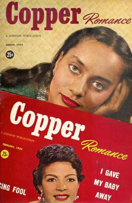copper colored romance black indigenous