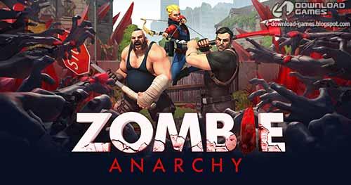 لعبة فوضى الزومبي Zombie Anarchy