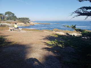 Andy Jacobsen Park in Pacific Grove California