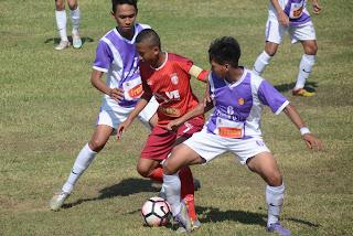Persiga U-17 Hanya Mampu Bermain Imbang di Laga Perdana Liga Remaja