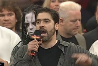 WCW Spring Stampede 2000 - Vince Russo rebooted WCW