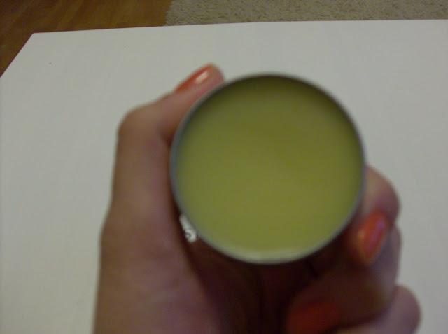 BURT'S BEES lemon butter cuticle creme, manichiura, cuticula, cosmetice, cumparaturi
