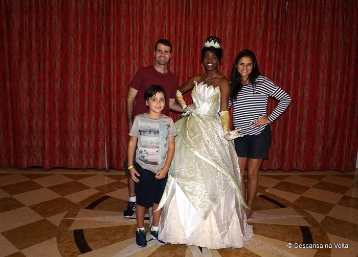 Princesas Cruzeiro da Disney