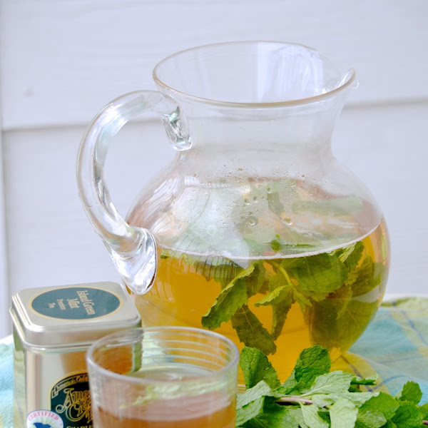 Honey Mint Tea