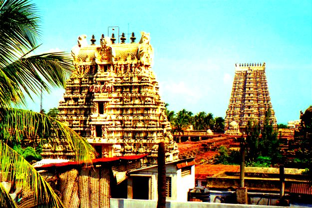 ramanatha swamy temple south india