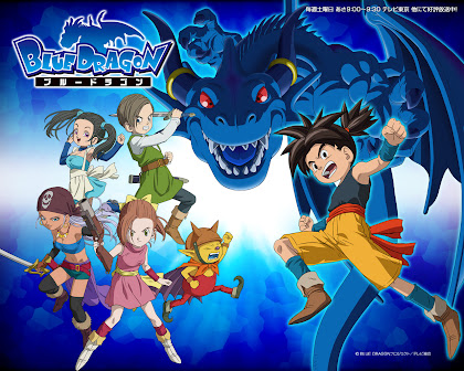 Todos os Episódios de Blue Dragon Online